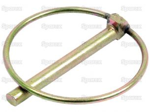 "Large Ring  Linch Clip  3/8""(9mm)"